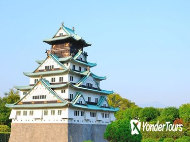 Osaka Walking Tour with River Cruise and Osaka Castle from Kyoto