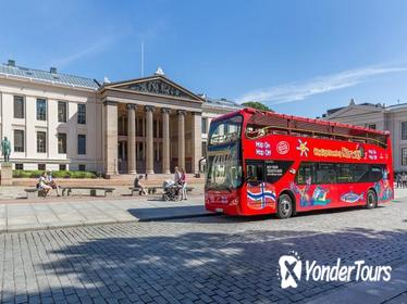 Oslo Shore Excursion: City Sightseeing Oslo Hop-On Hop-Off Tour