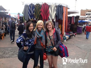 Otavalo Market and Laguna Cuicocha Full-Day Tour from Quito