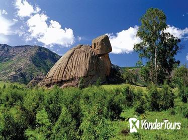Overnight Terelj National Park with Home-Stay at Nomadic Family