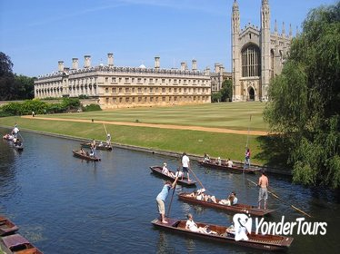 Oxford and Cambridge Tour from London