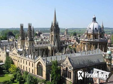 Oxford- City of Dreaming Spires Tour from Bournemouth