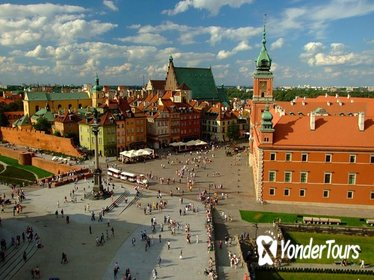 PACKAGE TOUR: Royal Castle, Old Town, Palace of Culture and Science - Warsaw