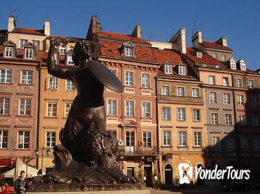 PACKAGE TOUR: Royal Castle, Warsaw Old Town Square Market, Palace of Culture