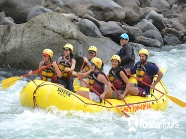Pacuare River Whitewater Rafting from San Jose