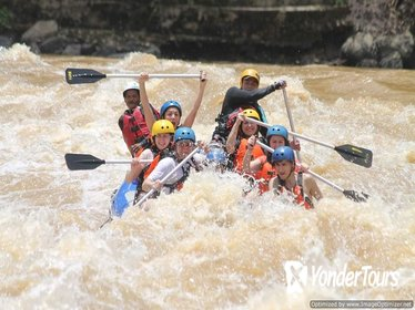 Padas White Water River Rafting from Kota Kinabalu