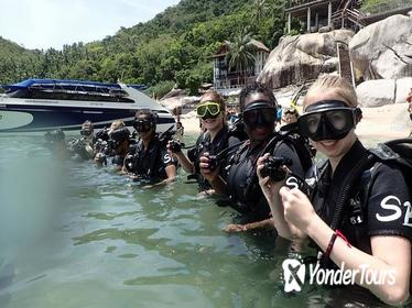 PADI Open Water Diver course on Koh Samui