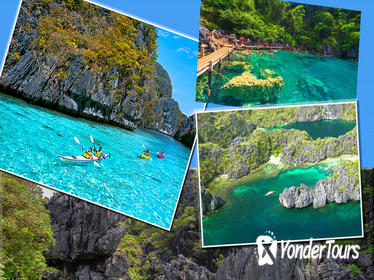 Palawan: Puerto and El Nido - 3 Days and 2 Nights