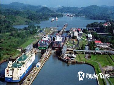 Panama City and Canal Sightseeing Tour