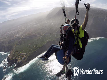 Paragliding Tandem Flight in Teide National Park