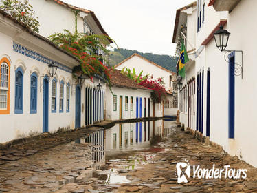 Paraty City Sightseeing Tour