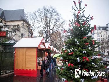 Paris Christmas Gourmet Food Tour