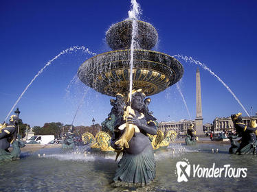 Paris private half day tour