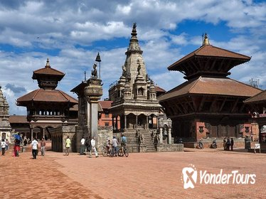 Patan and Bhaktapur Private Sightseeing Tour