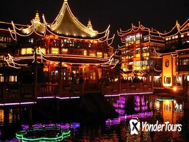 Peking Duck Dining Experience with Shanghai City Private Night Tour