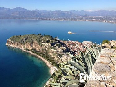 Peloponnese Private Tour & Real Greek Food: Corinth Canal, Ancient Corinth, Mycenae, Nafplio, Epidaurus