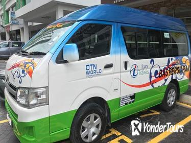 Penang To Kuala Lumpur One Way Private Transfers