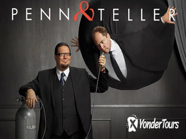 Penn and Teller at the Rio Suite Hotel and Casino