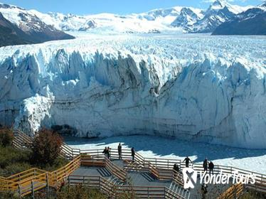 Perito Moreno Balconies Day Trip from Calafate