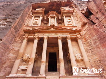 Petra From Amman Full-Day Private Tour