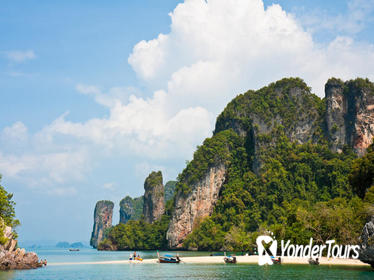 Phang Nga Bay Cruise and Canoe Tour from Phuket Including James Bond Island