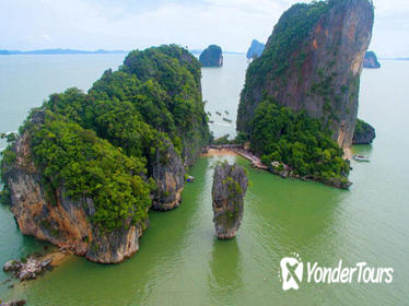 Phang Nga Bay Day Trip Kayak with Snorkeling from Phuket