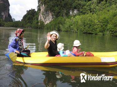 Phang Nga Sunrise by Speedboat with Canoeing
