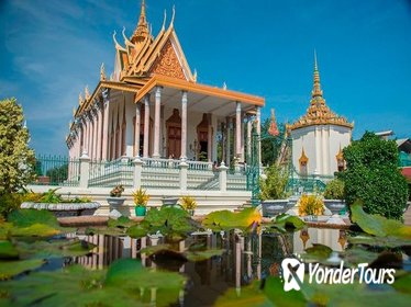 Phnom Penh Full-Day City and Architecture Tour