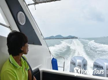 Phuket to Ao Nang by Green Planet Speed Boat via Koh Yao Islands