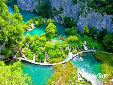 Plitvice Private Excursion from Dubrovnik