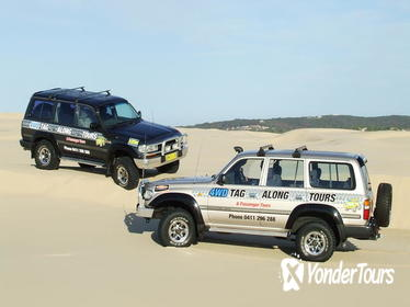 Port Stephens Bush, Beach and Sand Dune 4WD Tag-Along Tour