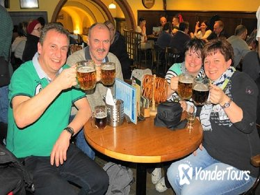 Prague Old Town And Beer Walking Tour Including Dinner