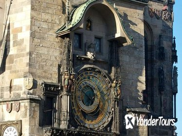 Prague Old Town New Town and Jewish Quarter Morning Tour