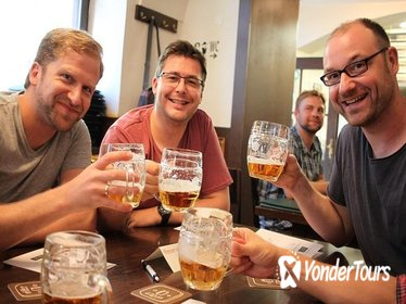 Prague Pub Hop and Craft Beer Tasting