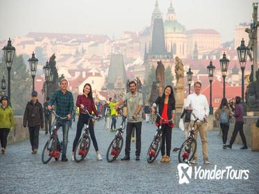Prague Small-Group Electric Scooter Tour with Private Option