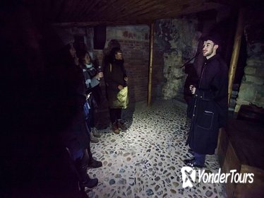 Prague Underground Ghost Walking Tour