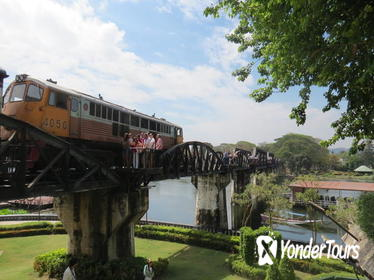Private 3-Day River Kwai Tour with Elephant's World