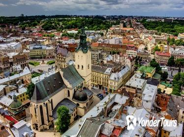 Private 3-Hour Lviv Panoramic City Tour