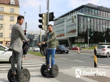 Private 3-hour of Gorgeous city tour on Segway and Hugo Scooter