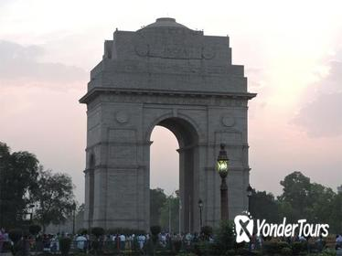 Private 5-Day Golden Triangle Tour from New Delhi
