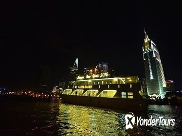 Private 5-hour Saigon River Dinner Cruise and Musical Show