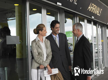 Private Arrival Transfer: Mykonos Airport or Cruise Port to Hotels