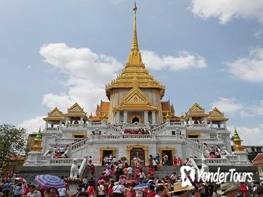 Private Bangkok City Tour Full Day With The Grand Palace