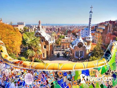 Private Barcelona Exclusive Tour by Minibus and Personal expert guide
