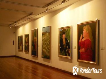 Private Botero Museum Guided Tour Including Entrance Fee