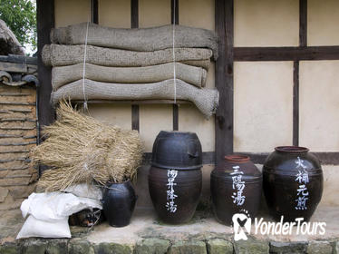 Private Busan Countryside Tour: Andong Hahoe Folk Village