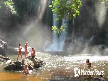 Private Car full day - Phnom Kulen National Park Tour from Siem Reap