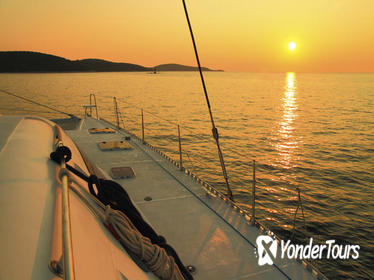 Private Catamaran Sunset Cruise from St Lucia