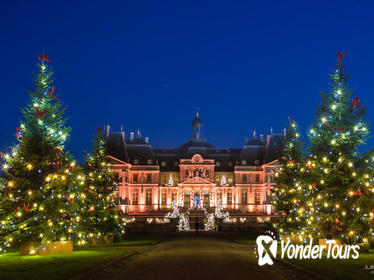 Private Christmas Tour from Paris to Chateau de Vaux-le-Vicomte