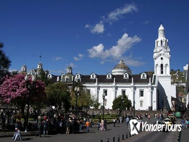 Private Colonial Quito City Tour Including El Panecillo